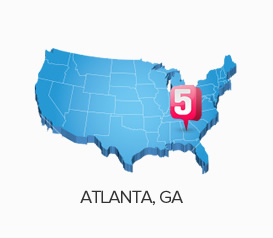 Atlanta, Georgia Web Hosting