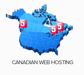 Montreal, Canada Web Hosting