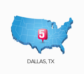 Dallas, Texas Web Hosting