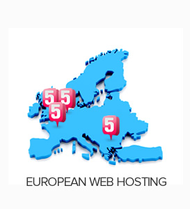 European Web Hosting