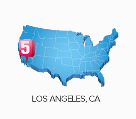 Los Angeles, California Web Hosting