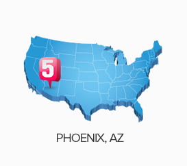 Phoenix, Arizona Web Hosting