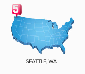 Seattle, Washington Web Hosting