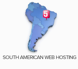 South American Web Hosting